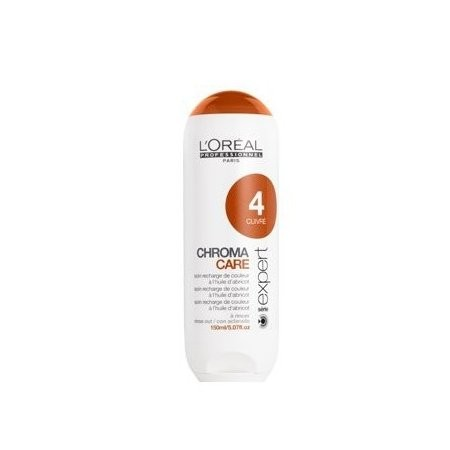 soin coloration cheveux cuivrs loral professionnel chroma care - Soin Colorant Cheveux