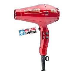 Sèche Cheveux Parlux 3800 Eco Friendly Ionic Rouge