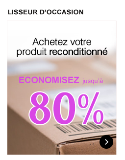 Achetez votre lisseur reconditionné